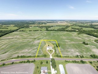 3-Bedroom True Ranch on 3-Acres | Lawson, Ray County, Missouri | For Sale / Auction | Sells Regardless of Price!
