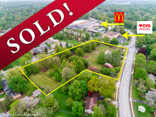 SOLD! Prime Development Land Adjacent to CVS | 5348 Blue Ridge Blvd., Raytown, Missouri | Sells Regardless of Price at No Reserve Auction!