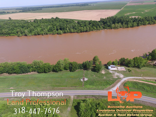 2.41 Acre Waterfront Lot on Red River
