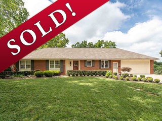 SOLD! No Reserve | Lush Landscaped Mid Century Ranch | Raytown, MO