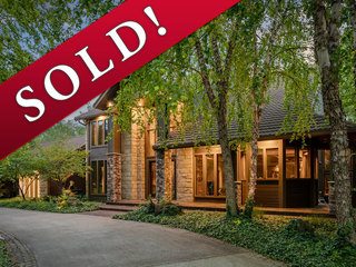 SOLD! Lush 23-Acre Gated Estate with Elegant 7000+ sf Residence | Lee's Summit, MO