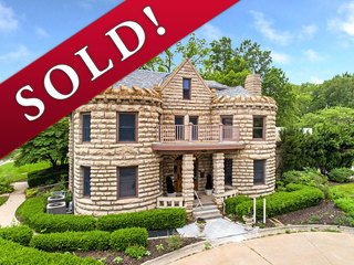 SOLD! Caenen Castle Commercial Building | Shawnee, Johnson County, KS