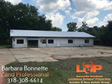 Commercial Building on 2.279 +/- Acres in Alexandria, LA