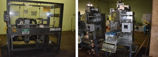 ARPAC 3-Product  and Cumberland Packaging Machines: