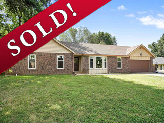 SOLD! Wilshire Gardens 3 Bedroom True Ranch | Liberty, Missouri