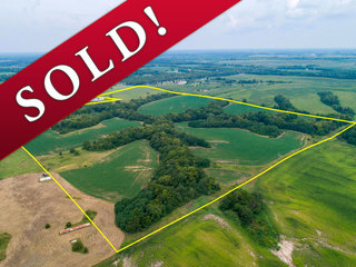 SOLD! Land Auction | 100 Acre Farm m/l | Lathrop, Clinton County, Missouri | Opening Bid $1,000/Acre!