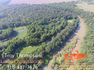 22.7 Acres in Hessmer, LA