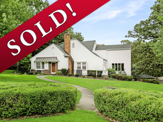 SOLD! Spacious 1.5 Story on Corner .96 Acre Lot | Village of the Oaks