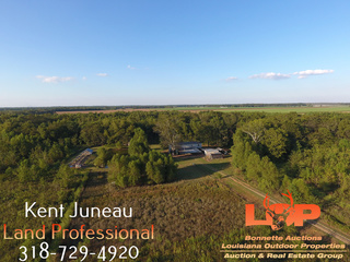40 +/- Acres and Camp in Avoyelles Parish