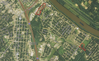 Land for Sale in Alexandria, LA at online auction only