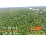 187.39 Acres Butte La Rose Hunting Property
