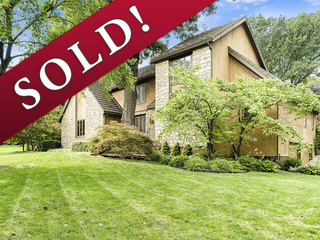 SOLD! Nottingham Forest | 5 Bedroom 1.5 Story Home | Overland Park, KS