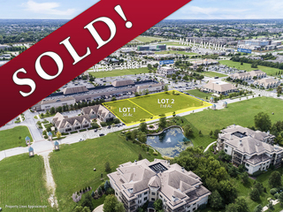 SOLD! Prime Leawood, Kansas Office/Retail Lots | 60% Off Last List!