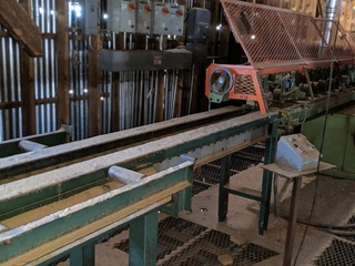 Internet Bidding Auction - Assets from Wood-Working & Pelleting Plant