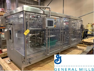 Mespack Multicomponent pre-made Pouch Filler Model H-260 SC New in 2014: