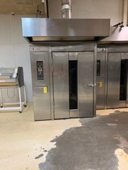 LBC Double Rack Oven Model LRO-2G-HE SN 61232: