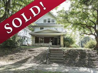 SOLD! Bid Your Price! No Reserve on this Central Hyde Park Fixer Upper