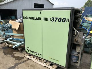 Sullair 3700 Air Compressor: