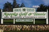 ERROL ESTATE APOPKA GOLF & TENNIS GRILL & RESTAURANT