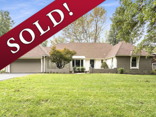 SOLD! Freshly Remodeled 4BR 3BA Brookridge Estates Overland Park Home