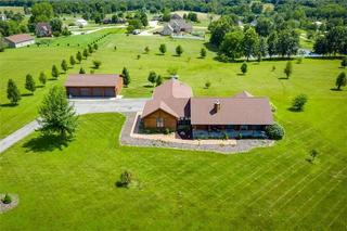 COMING SOON! Custom 4 Bedroom Ranch on 3 Acres with 7 Garages/Workshop | Kearney, Missouri