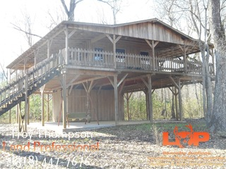 Waterfront Camp For Sale in Marksville, LA