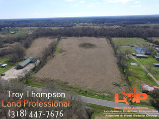 15 Acres For Sale in Marksville, LA