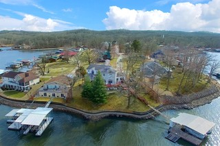 SOLD! No Reserve Waterfront Home Auction | Lake of the Ozarks | MM46 Fawn Valley | Climax Springs, MO