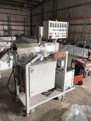 Optical Control System Measuring Extruder: