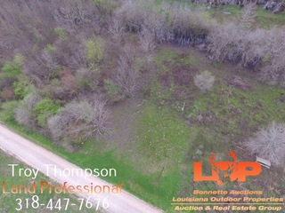 .5 +/- Acre Waterfront lot FOR SALE in Marksville, LA