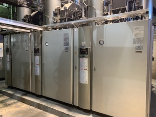 Miura Boilers LX Models On Demand Steam --  Late Model, LIKE NEW