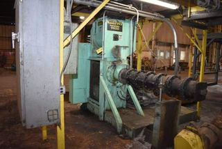 INSTA-PRO MODEL #9400 EXTRUDER, RATED 3 TONS HR SOYBEANS: