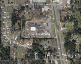 7.67 Acre Prime Commercial Lot FOR SALE in Ball, LA