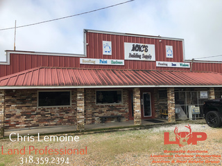 Well Located, Well Established, Long Time Commercial Business FOR SALE in Avoyelles Parish