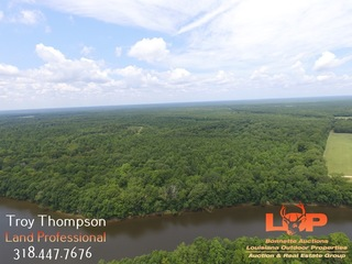 320± Acres and Waterfront Camp FOR SALE in Catahoula Parish