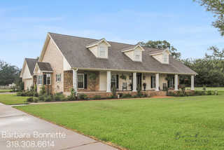 Home with Acreage FOR SALE in St. Landry, LA