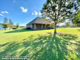 Stunning Home with 3± Acres FOR SALE in Cottonport, LA
