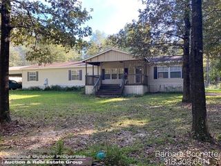 6.85± Aces and Manufactured Home FOR SALE in Deville, LA