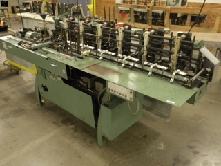 Closed and Sold! Lettershop & Material Handling Equipment