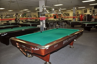 Closed And Sold Complete Pool Hall Liquidation Online Internet - New brunswick pool table