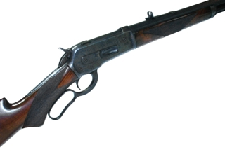 Incredible 1886 Winchester