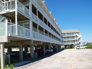 Ing A Direct River View Indirect Gulf Furnished 2 Bedroom Condo In The Jubilee Landing Complex On Ole Just East Of Ono Island Bridge