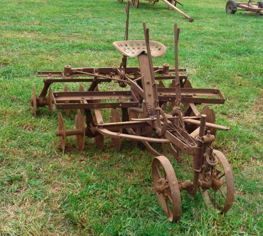 Antique Horse Drawn Farm Equipment For Sale Image Antique And