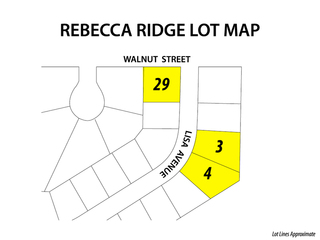 GONE! ONLINE LOT AUCTION * REBECCA RIDGE * LATHROP, MISSOURI - BIDDING ENDS TODAY!