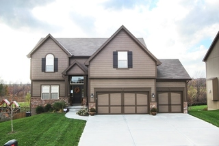 GONE! MULTI-PROPERTY AUCTION EVENT (PROPERTY 1 - PUBLIC ADMIN. ORDERED - LIKE NEW CUSTOM HOME IN CEDAR WOOD, KEARNEY, MO)