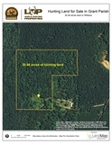 Hunting Land For Sale in Grant Parish