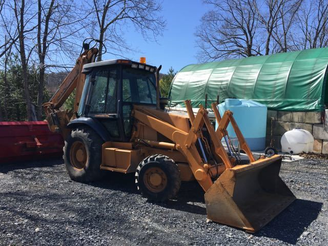 Contractor & Snow Removal Equipment - Tom Hall Auctions