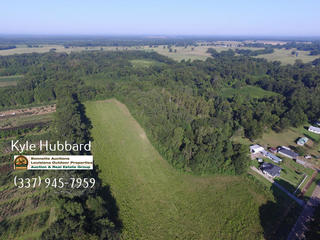 90 acres of hunting land for sale in Avoyelles Parish