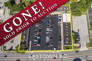 GONE! NO RESERVE AUCTION: Raytown Centre 65 - Income Producing 25,000 Sq. Ft. Strip Center on 2 Acres m/l, Raytown, Missouri - For Sale at No Reserve Auction