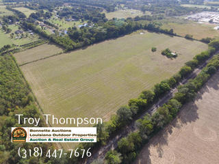 OVER 23 ACRES OF LAND FOR SALE IN AVOYELLES PARISH
